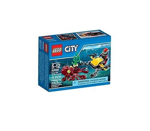 LEGO City 60090 – Tiefsee-Tauchscooter