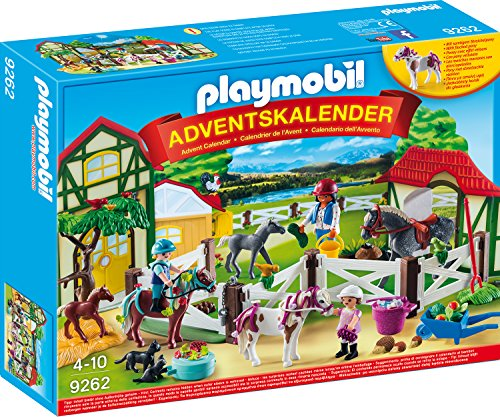 PLAYMOBIL 9262 – Adventskalender