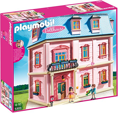 Playmobil 5303 – Romantisches Puppenhaus